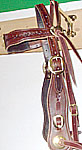 Heart Headstall